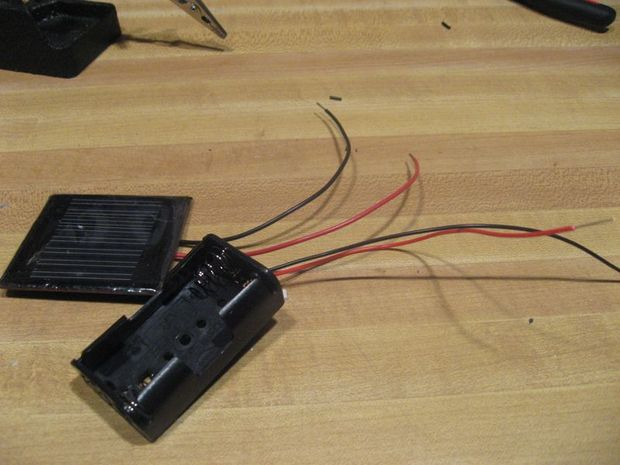 Phone Positive Battery Negative Cell