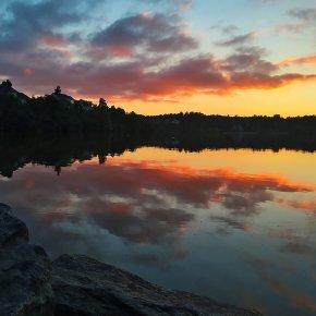 Cary Glen – Images of a lovely North Carolina lake