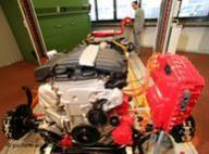 Porsche Cayenne hybrid motor