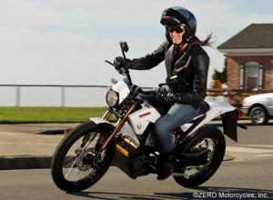 ZERO EV Motorcycle