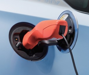 Prius PHEV External Power Adapter