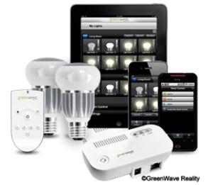 GreenWave Reality WiFi LED Smart Lighting System