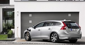 Volvo V60 Plug-In Hybrid - World's First Premium Diesel PHEV