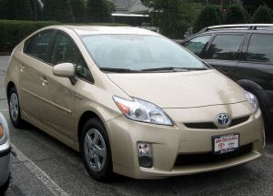 2010 Toyota Prius <1:600 Chance of Being Stolen