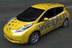 EV Taxi
