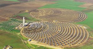 A Concentrating Solar Power [CSP] Plant