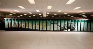 Jaguar Supercomputer at ORNL
