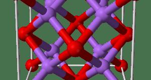 Lithium Sulfide Lattice