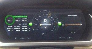 Tesla Model S - 400.1 mi Since Last Charge
