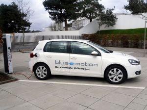 VW e-Golf Concept