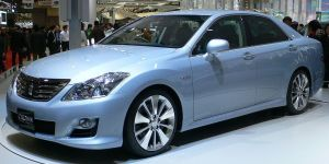 Toyota Crown Royal Hybrid Just Launched