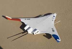 Flying Wing Prototype - NASA X-48B