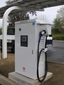 CHAdeMO Fast-Charging Station in Vacaville, CA, now 1:150+