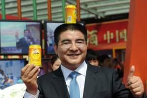 Chinese billionaire philanthropist Chen Guangbiao.