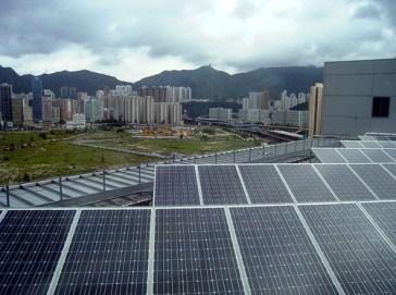 China solar energy