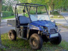 Utility Vehicle - Basis for EV Prototype
