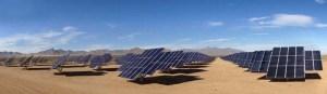 Army Solar Installation