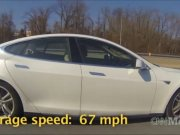 CNN Money's Peter Valdez-Dapena Recreated the Test Drive from Washington, DC to Boston, MA - Without a Problem