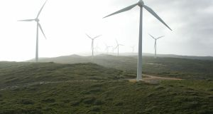 Wind Farm in Albany, Western Australia