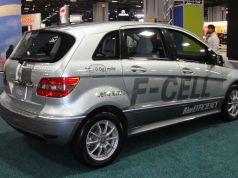 Mercedes-Benz Hydrogen Fuel Cell Vehicle