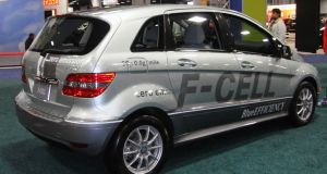 Mercedes-Benz Hydrogen Fuel Cell Vehicle