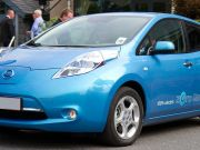 Nissan LEAF - Now Teaching Us How to Drive
