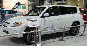 Toyota RAV4 EV - Higher ¢/mi, but Cleaner