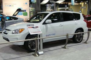 Toyota RAV4 EV - Higher ¢/mi, but Cleaner