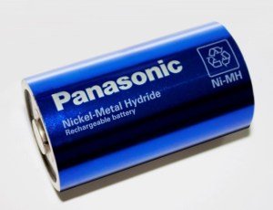 Panasonic's New 1.2V D-Cell with High-Temperature Electrolyte Formulation