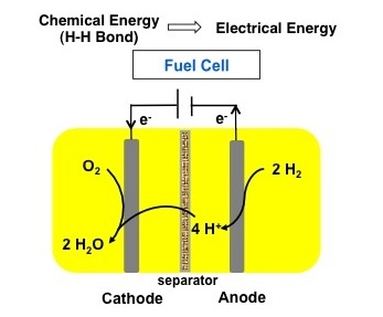 Iron-Based Fuel Cell Catalyst to Make Hydrogen Cars Cheap