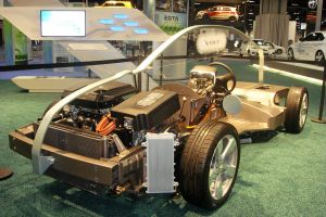 Chevy Volt - Just the Beginning for General Motors and Vehicle Electrification