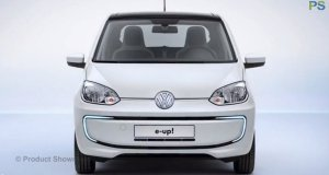 The New Volkswagen E-Up! Electric Vehicle to be Sold in Europe. US Waits for Electric Golf