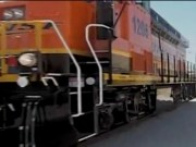 The BNSF HH 1205, a Hydrogen Fuel Cell Locomotive Developed in Topeka, Kansas