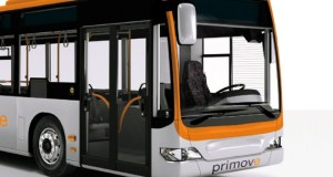 Electric Bus in Germany using Bombardier's PRIMOVE Wireless Inductive Charging System