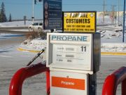 Propane Fueling Stations Like This Could be More Common if Propane Prices Keep Falling