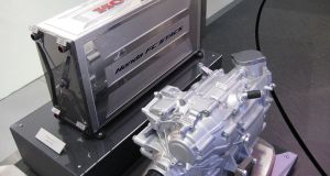 Honda's Hydrogen Fuel Cell Stack