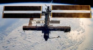 International Space Station Could Switch to Lithium-Ion Batteries