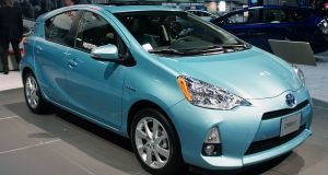 Toyota Prius c is One of Toyota's Best-Selling Hybrid Vehicles