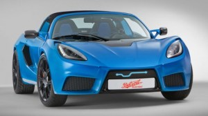 Detroit Electric SP:01 - Fastest Production Electric Vehicle - To Be Produced in Limited Quantities in 2014