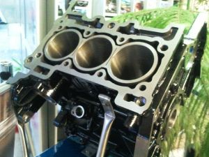 Looks like Half an Engine with Fuel Efficiency of Half an Engine, but Performs like Bigger Engines