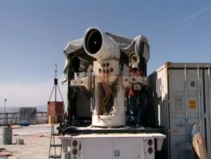 Laser Weapon System [LaWS] to be Tested on Navy Warships will Require More Backup Power Than Conventional Weapons
