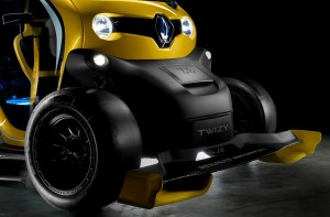Renault Twizy F1 Concept Shows What F1 KERS Can Do in a