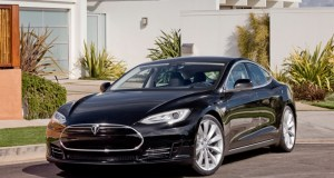 Tesla Model S - Picking Up Passengers Near You?
