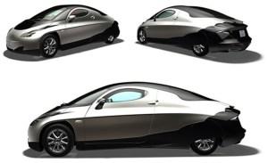 SIM-CEL Electric Vehicle Prototype
