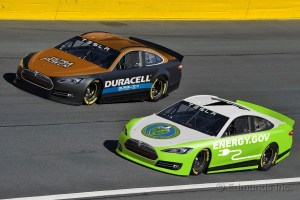 Duracell and DOE Racers - Powered By Tesla Motors