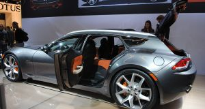 Fisker Automotive Struggling, Might Never See This Beautiful Crossover Fisker Surf in Production