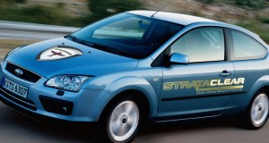 Vehicle Equipped with Stratclear Technology Emits 25% Less Carbon Dioxide