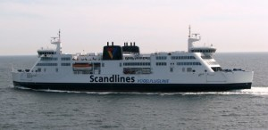 Scandlines' Prinsesse Benedikte Will Be World's Largest Hybrid Diesel Electric Ferry