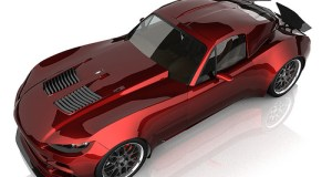 BXR Motors' Bailey Blade EVR Prototype Plug-In Hybrid Electric Vehicle