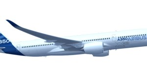 Airbus A350-XWB Fuel Efficient Composite Aircraft Made Its Maiden Flight This Morning